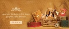 #Buy completely #natural #ayurvedic #body, #skin and #hair care #products from Kama Ayurveda to look #beautiful.