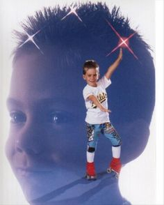 Literally reaching for the stars. | 21 Kids Who Shut Down Picture Day. Rollin' them dice...rollin' them dice