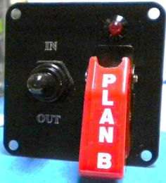 WINCH TOGGLES 12voltguy.com Plan B winch switch. Cool