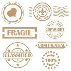 stencil deco vintage composición 218 sew on Stencil Printing, Stencil Diy, Stenciling, Stencil Patterns, Stencil Designs, Vintage Design, Vintage Patterns, Letter Stencils, Decoupage Paper