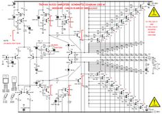 Electronics Projects, Electronic Circuit Projects, Electronics Components, Diy Electronics, Valve Amplifier, Audio Amplifier, Ab Circuit, Circuit Diagram, Autocad