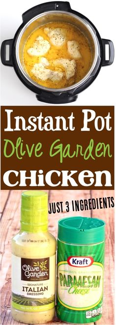 Oct 2019 - Olive Garden Salad Dressing Instant Pot Chicken - Pressure Cooker - Ideas of Pressure Cooker - Olive Garden Salad Dressing Instant Pot Chicken! Italian pressure cooker recipes like this easy dinner are great ideas for family meals! Easy Family Dinners, Easy Meals, Family Meals, Dump Dinners, Family Family, Family Recipes, Healthy Crockpot Recipes, Easy Chicken Recipes, Healthy Pressure Cooker Recipes