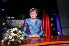 """Neujahrsansprache der Kanzlerin: """"Unser Staat ist stärker als der Terrorismus"""" - SPIEGEL ONLINE - Politik"""