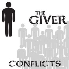 GIVER Conflict Graphic Organizer - 6 Types of Conflict w/ answer keyNOVEL = The Giver by Lois LowryLEVEL = middle school (junior high), high school (secondary)COMMON CORE = CCSS.ELA-Literacy.RL.2ANSWER KEY: IncludedThis resource can be purchased as part of THE GIVER Unit Teaching Package bundle.Middle and highschoolers will subconsciously enjoy the design of this two-page graphic organizer as they take notes on the 6 different types of conflict.DIRECTIONS: For each of the six types of…