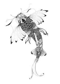 poisson 2 // Alex et Marine