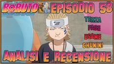 🆕Boruto ITA - Naruto Next Generations 🍜 Episodio 58   Analisi & Recensione