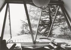 Heidi & Peter Wenger - Trigon house - Saflisch - 1956