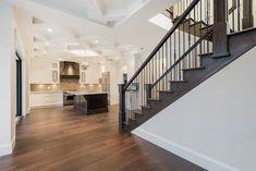 Wallmark Custom Homes have been building quality custom homes in the Greater Vancouver area since Contact us for a free, no obligation consultation. Model House Plan, House Plans, Vancouver, Custom Built Homes, Dream House Exterior, Home Design Plans, Facade, Stairs, Construction