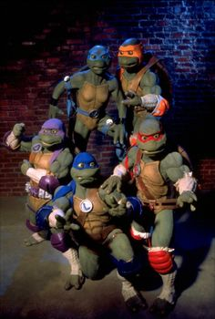 Absolute Anime • Reviews • Ninja Turtles - The Next Mutation