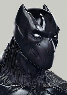 CIVIL WAR Concept Art Reveals Very Different BLACK PANTHER | Newsarama.com