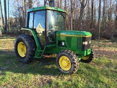 1995 John Deere Tractor for sale by owner on Heavy Equipment Registry  http://www.heavyequipmentregistry.com/heavy-equipment/15985.htm