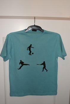 Jaliska: T-shirt voor gym met flexfolie