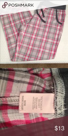 Victoria's Secret Flannel Pajama Pants Victoria's Secret Flannel Pajama Pants Victoria's Secret Pants