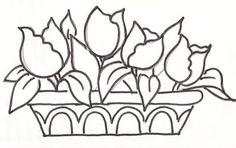 Risco desenhos flores copo de leite e mais - Pintura Em Tecido - Venha Aprender Pintura em Tecido