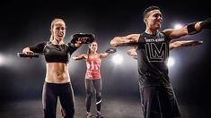 BODYPUMP has been challenging muscles for decades. From its humble beginnings as a dumbbell class in a basement gym, to the biggest fitness class in clubs around the world, this is the BODYPUMP story.