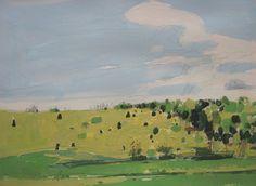 Landscape Paintings ... Harry Stooshinoff: May 2012