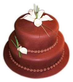 Send Cake Online Through And Surprise Your Loved One Our Stunning Two Tier Shows How Much You Love The Person