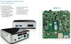 Intel Nuc Mini PC - Procesadores Haswell