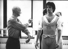 Dance history on pinterest george balanchine anna for Antony tudor jardin aux lilas