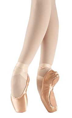 Bloch Euro Stretch - Move Dancewear® I really want to try these pointe shoes!!