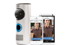 Doorbot WiFi Video Doorbell for Smartphones - Doorbot