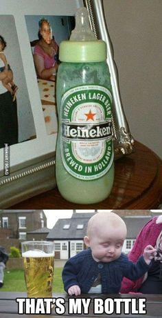 Thats my bottle