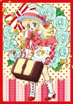 Nadja Applefield - Ashita no Nadja - Image - Zerochan Anime Image Board Ashita No Nadja, Manga, Bd Comics, Cultura Pop, Beautiful Architecture, Image Boards, Anime, Pokemon, Character Design