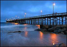 Newport Beach Pier   Newport Beach Pier   Growing up California style
