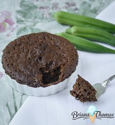 This Superfood Single Brownie is THM: Deep S, low carb, sugar free, and gluten/dairy/nut free! Enjoy it warm or cold as a dessert, snack, or even breakfast!