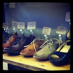 Frye Oxfords! 30% OFF - they're the perfect shoe for spring! #blissboutiques