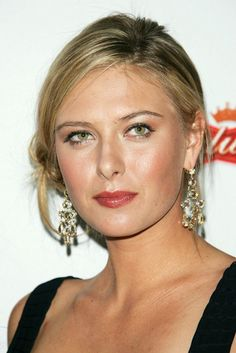 Maria Sharapova in Sports Illustrated Swimsuit Issue 2006 Press Event