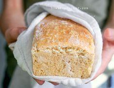 Grain-Free Cashew Sourdough Bread