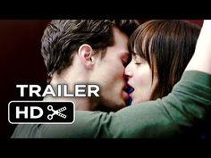 Fifty Shades of Grey Official Trailer #2 (2015) - Jamie Dornan, Dakota Johnson Movie HD