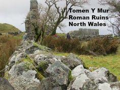 Roman Ruins of Tomen Y Mur North Wales by ValleyFamilyFun.ca