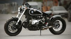Galaxy Customs' BMW R1200R