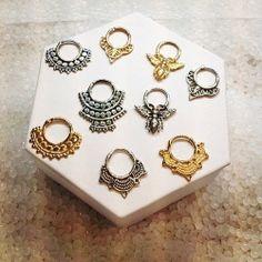 TAWAPA septum rings