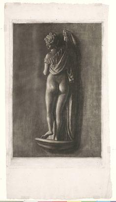 La Vénus callipyge, 1780