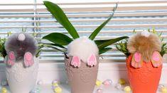 Oslavujete blížící seVelikonoce sevším všudy včetně výzdoby? Vtompřípadě vnašem dnešním videu najdete milou inspiraci. Ukážeme vám, jaksivtipně ozdobit květináče.