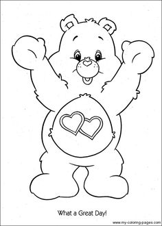 Care Bears Coloring-077