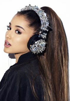 Ariana Grande #ArianaGrande Cosmopolitan Magazine April 2017 Cover and Photos Celebstills A Ariana Grande