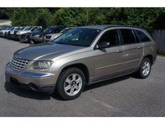 2004 Chrysler Pacifica $0