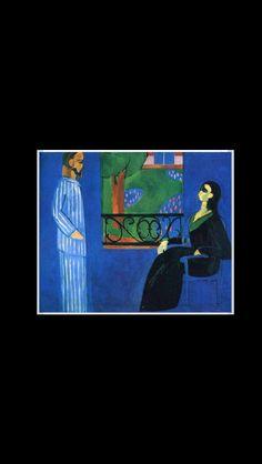 Salle manger st tropez avec fen tre ouverte henri for Matisse fenetre ouverte