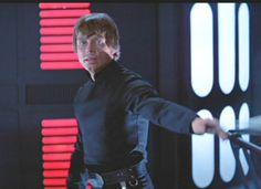 Luke Skywalker ROTJ reference images