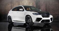 BMW X6 The Mansory 2015 UHA Otomotiv A.Ş.