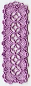 Machine Embroidery Designs at Embroidery Library! - Lace - Bookmarks
