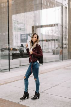 Burgundy Fav - Styled Avenue