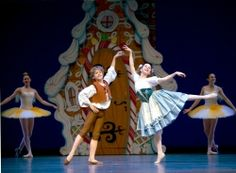 """Ridler Northwest Ballet Hansel and Gretel : """"a storybook set (this one of shifting cartoon-like trees), lovely costumes and quality dancing. Lyrical Dance, Jazz Dance, Dance Wear, Ballet Dance, Hansel And Gretel Costumes, Seattle, Pacific Northwest Ballet, Best Dance, Recital"""