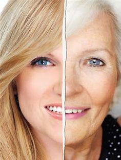 Programas de envelhecimento facial
