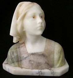 Antique Italian marble bust