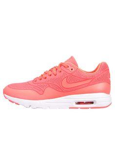Nike Sportswear AIR MAX 1 ULTRA MOIRE - Tenisówki i Trampki - hot lava/white - Zalando.pl